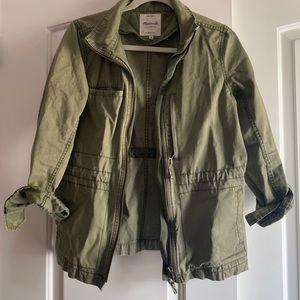 Madewell Military Jacket